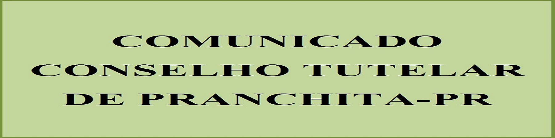 ATENDIMENTO CONSELHEIROS TUTELARES