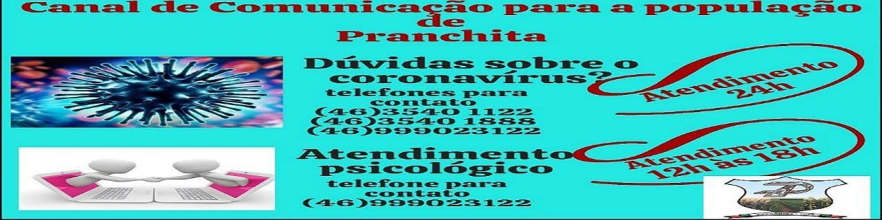 CANAL DE COMUNICAÇÃO AO COVID-19